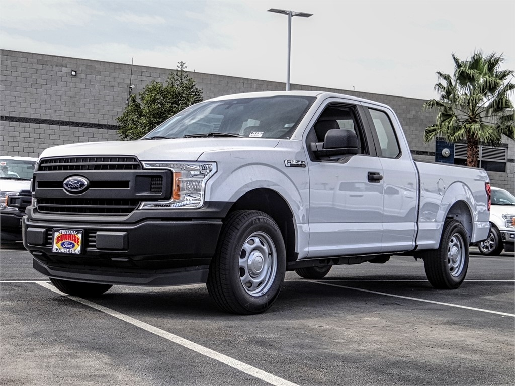 2019 Ford F-150 Super Cab 4x2, Pickup #FK4362 - photo 1