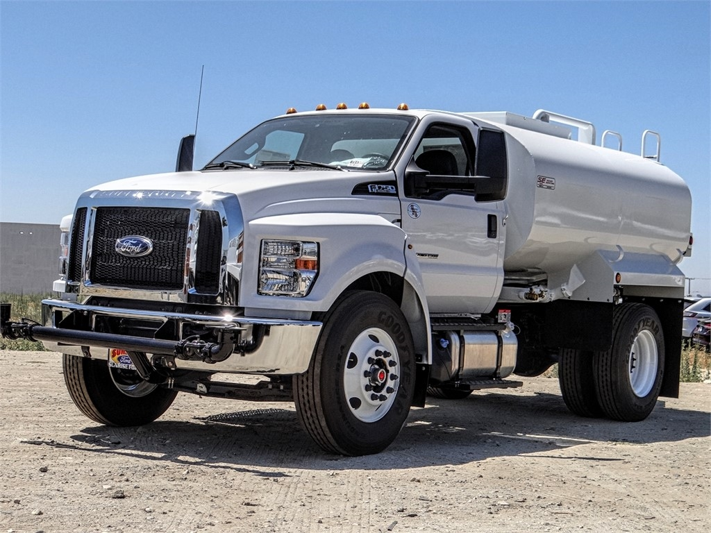 2019 F-750 Regular Cab DRW 4x2, Scelzi Water Truck #FK4388 - photo 1
