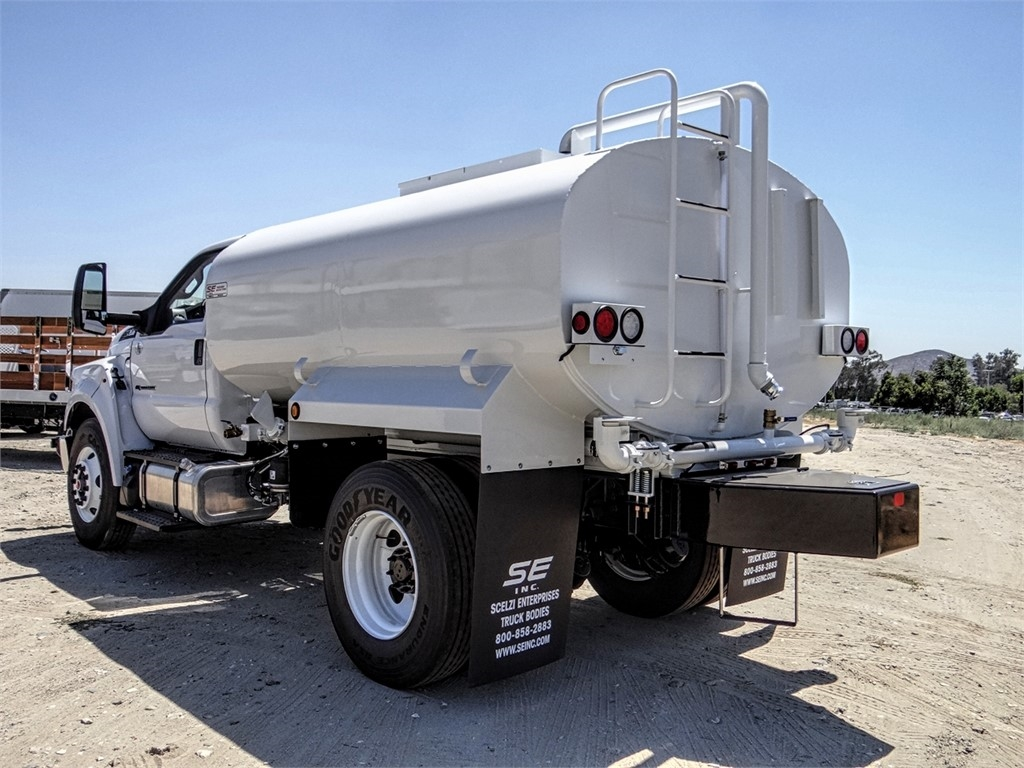2019 F-750 Regular Cab DRW 4x2, Scelzi Water Truck #FK4388 - photo 2