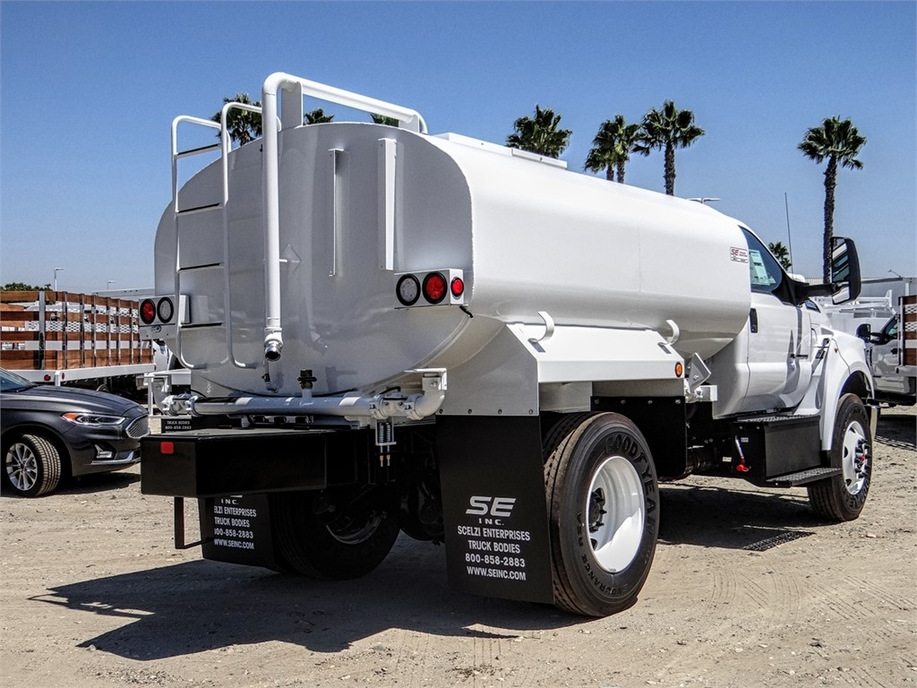 2019 F-750 Regular Cab DRW 4x2, Scelzi Water Truck #FK4388 - photo 4