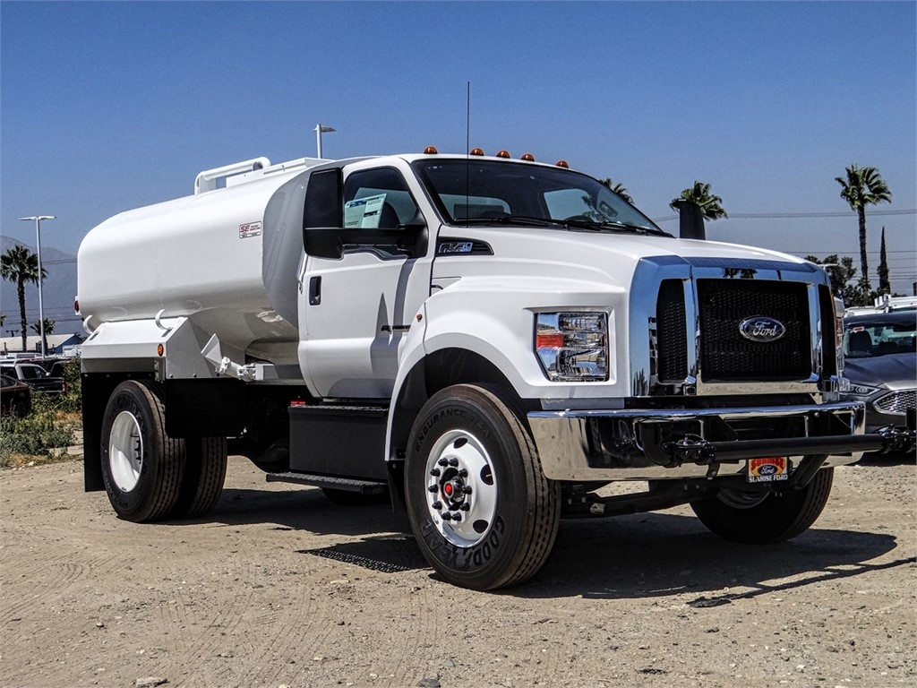 2019 F-750 Regular Cab DRW 4x2, Scelzi Water Truck #FK4388 - photo 6
