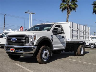 2019 F-450 Regular Cab DRW 4x2,  Harbor Master Landscape Dump #FK4444 - photo 1