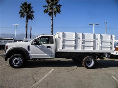 2019 F-450 Regular Cab DRW 4x2,  Harbor Master Landscape Dump #FK4444 - photo 3