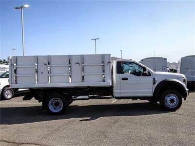 2019 F-450 Regular Cab DRW 4x2,  Harbor Master Landscape Dump #FK4444 - photo 5