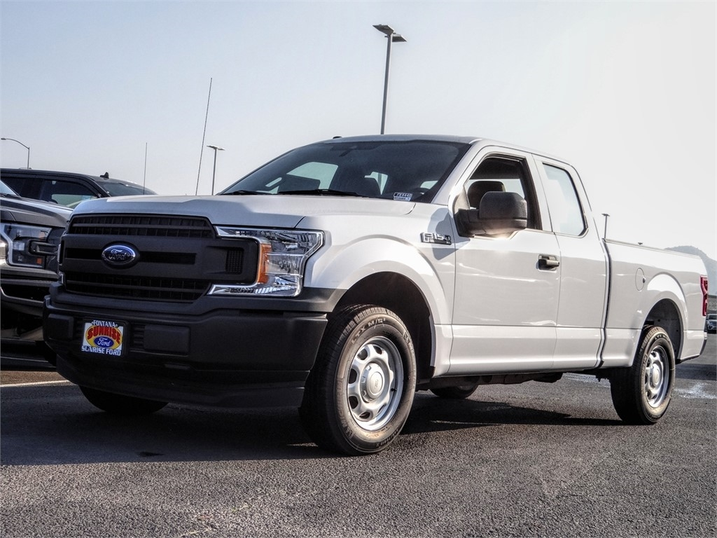 2019 F-150 Super Cab 4x2, Pickup #FK4448 - photo 1