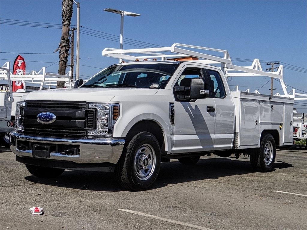 2019 F-350 Super Cab 4x2,  Scelzi Signature Service Body #FK4462DT - photo 1
