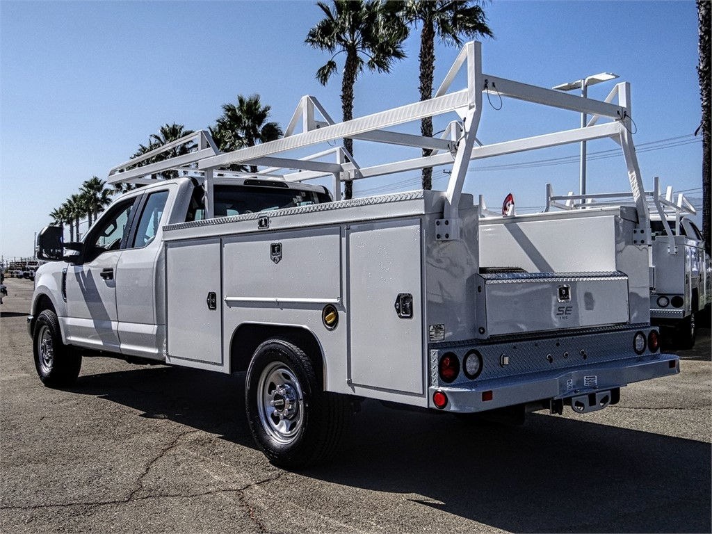 2019 F-350 Super Cab 4x2, Scelzi Service Body #FK4462DT - photo 1