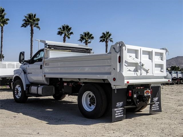2019 F-750 Regular Cab DRW 4x2, Scelzi Dump Body #FK4508 - photo 1