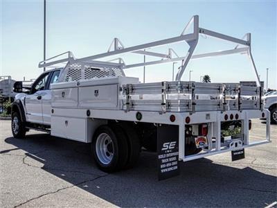 2019 F-550 Super Cab DRW 4x2,  Scelzi CTFB Contractor Body #FK4526 - photo 2