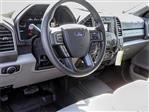 2019 F-550 Super Cab DRW 4x2,  Scelzi CTFB Contractor Body #FK4526 - photo 8