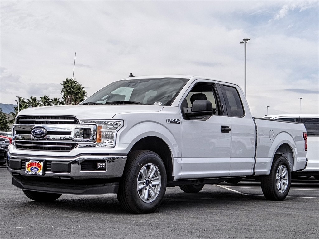 2019 F-150 Super Cab 4x2, Pickup #FK4584 - photo 1