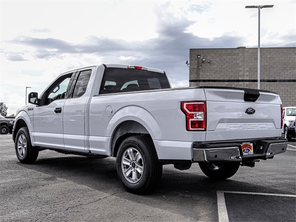 2019 F-150 Super Cab 4x2, Pickup #FK4584 - photo 2