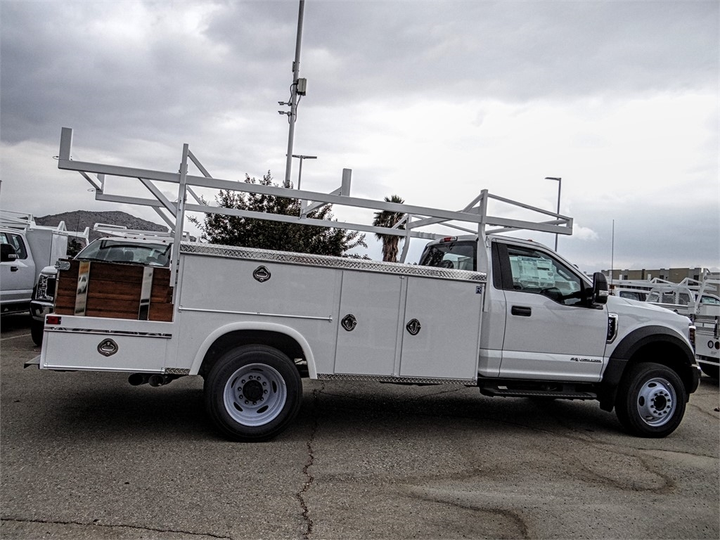2019 F-550 Regular Cab DRW 4x2, Royal Service Combo Body #FK4628 - photo 5
