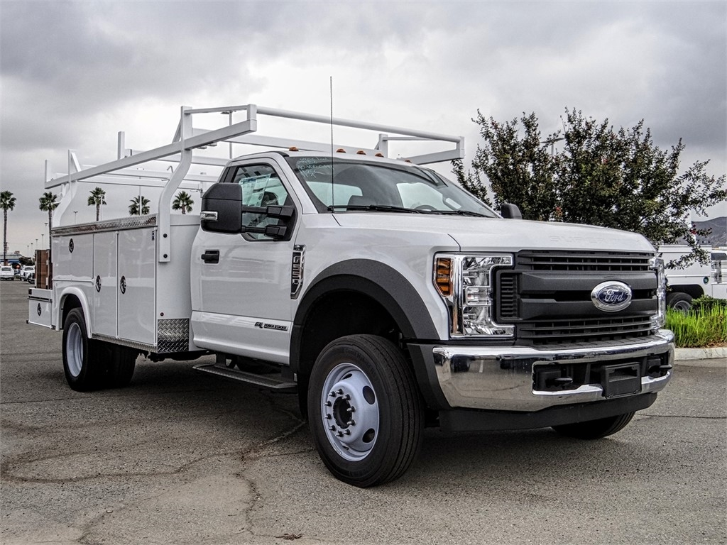2019 F-550 Regular Cab DRW 4x2, Royal Service Combo Body #FK4628 - photo 6