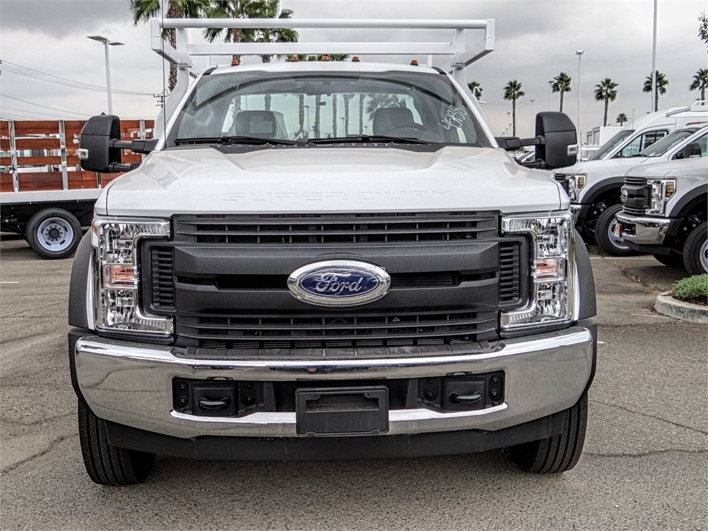 2019 F-550 Regular Cab DRW 4x2, Royal Service Combo Body #FK4628 - photo 7