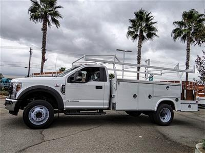 2019 F-550 Regular Cab DRW 4x2, Royal Service Combo Body #FK4628 - photo 3