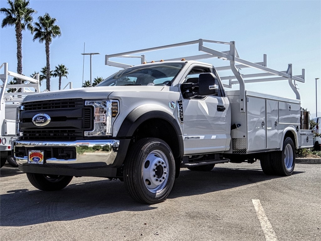 2019 Ford F-550 Regular Cab DRW 4x2, Royal Combo Body #FK4629 - photo 1