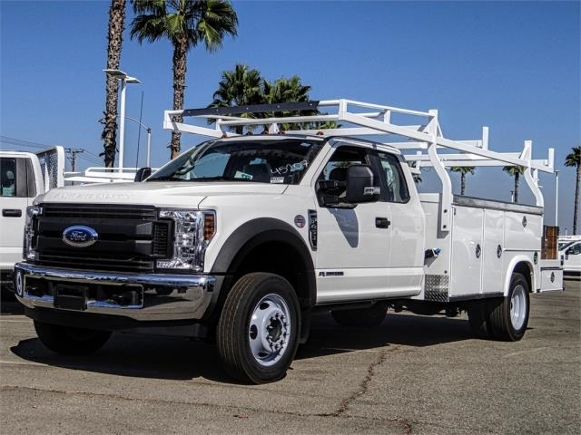 2019 F-450 Super Cab DRW 4x2, Royal Service Combo Body #FK4633 - photo 1