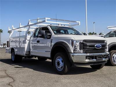 2019 F-450 Super Cab DRW 4x2, Royal Service Combo Body #FK4633 - photo 6