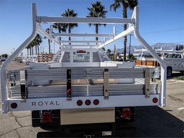 2019 F-550 Regular Cab DRW 4x2,  Royal Contractor Body #FK4690 - photo 9