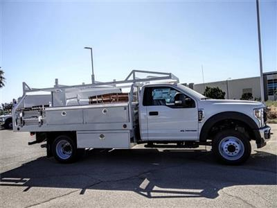 2019 F-550 Regular Cab DRW 4x2,  Royal Contractor Body #FK4691 - photo 5