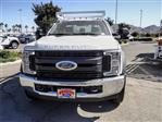 2019 F-550 Regular Cab DRW 4x2,  Royal Contractor Body #FK4691 - photo 7