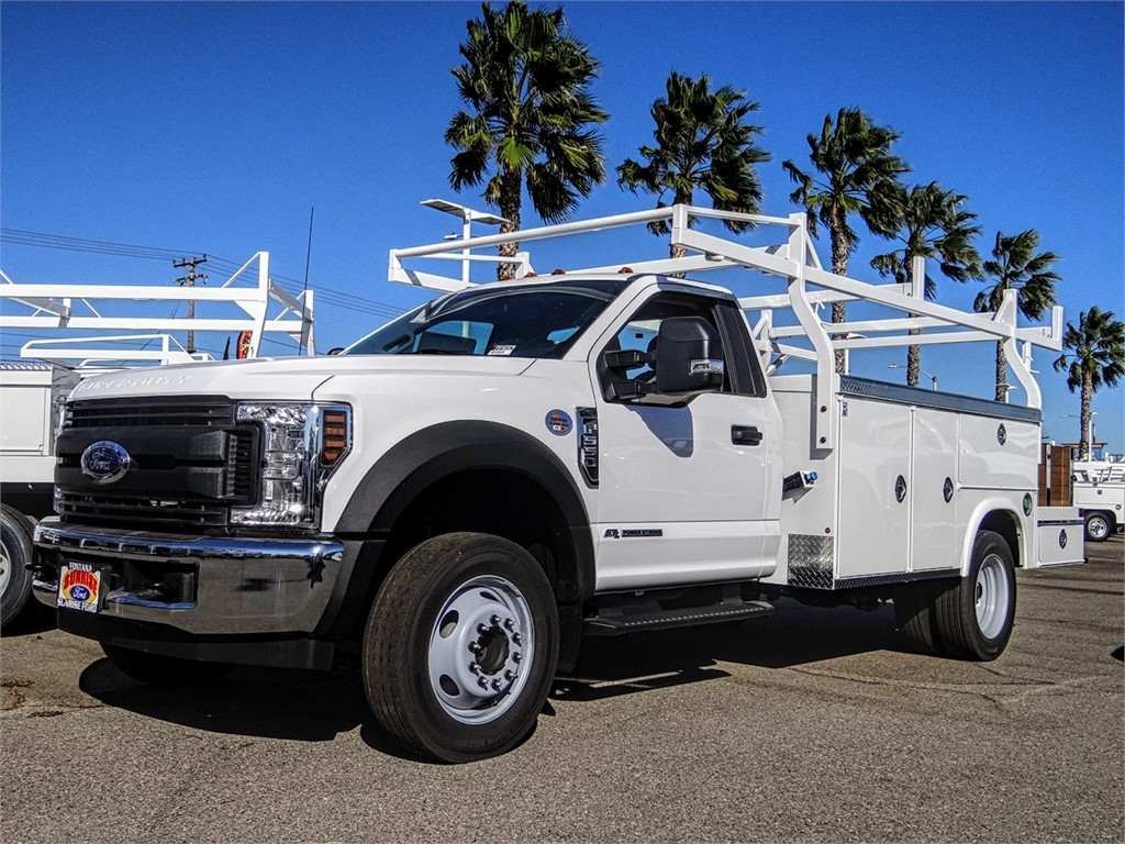2019 Ford F-550 Regular Cab DRW 4x2, Royal Combo Body #FK4692 - photo 1