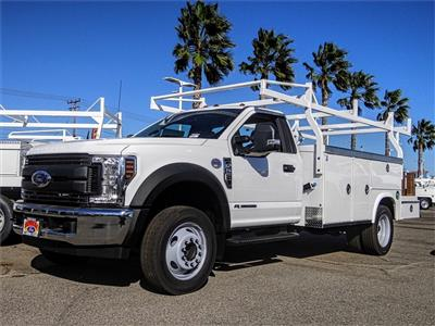 2019 Ford F-550 Regular Cab DRW 4x2, Royal Service Combo Body #FK4692 - photo 1