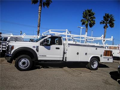 2019 Ford F-550 Regular Cab DRW 4x2, Royal Service Combo Body #FK4692 - photo 3