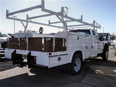 2019 Ford F-550 Regular Cab DRW 4x2, Royal Service Combo Body #FK4692 - photo 4