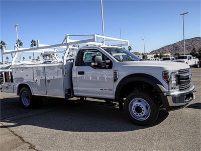 2019 Ford F-550 Regular Cab DRW 4x2, Royal Service Combo Body #FK4692 - photo 5