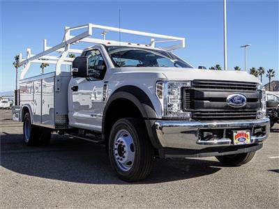 2019 Ford F-550 Regular Cab DRW 4x2, Royal Service Combo Body #FK4692 - photo 6