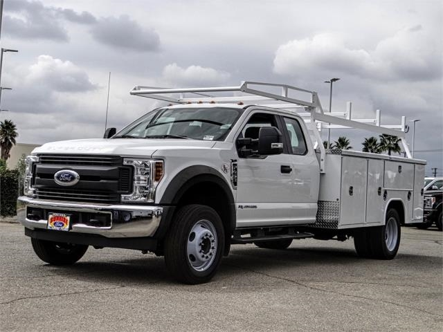 2019 F-450 Super Cab DRW 4x2, Harbor Service Body #FK4703 - photo 1