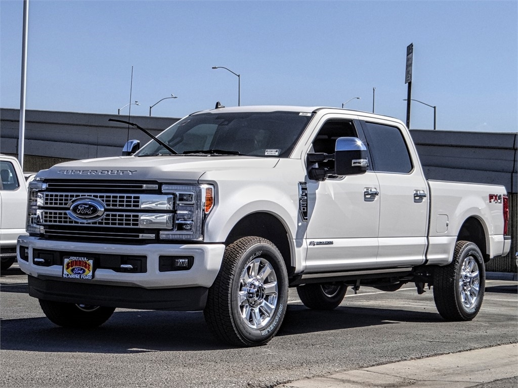 2019 F-250 Crew Cab 4x4, Pickup #FK4733DT - photo 1