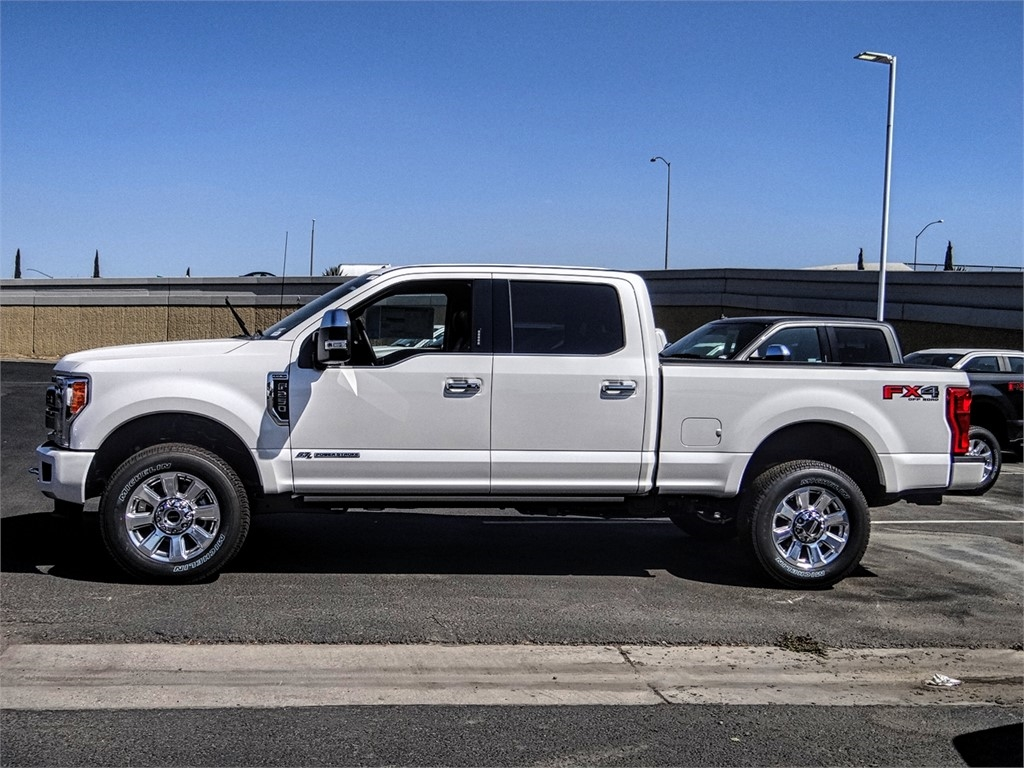 2019 F-250 Crew Cab 4x4, Pickup #FK4733DT - photo 3