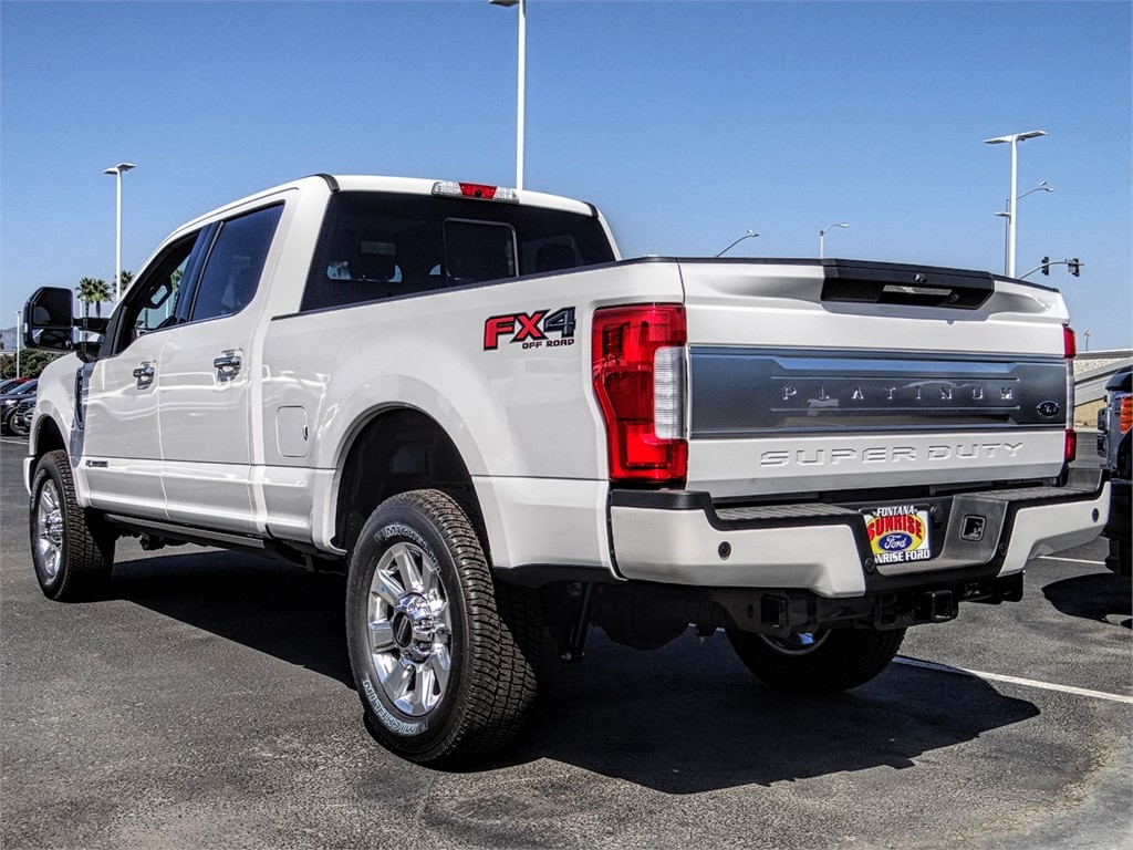 2019 F-250 Crew Cab 4x4, Pickup #FK4733DT - photo 2