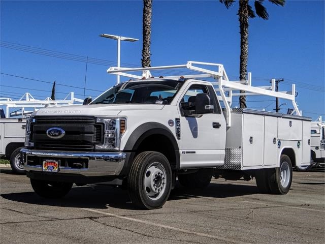 2019 F-450 Regular Cab DRW 4x2, Harbor Service Body #FK4747 - photo 1