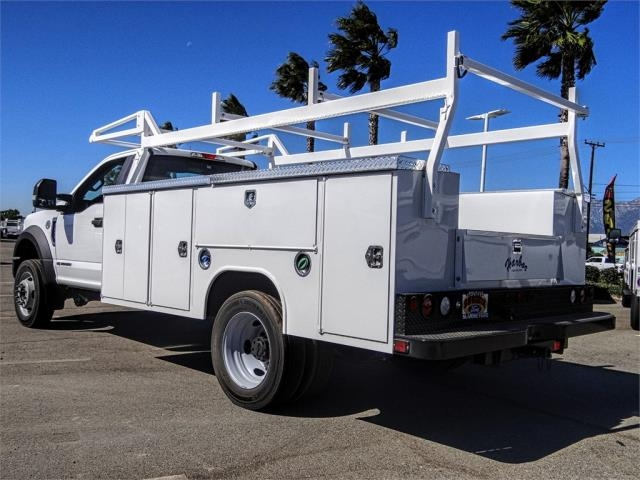 2019 F-450 Regular Cab DRW 4x2,  Harbor TradeMaster Service Body #FK4747 - photo 2
