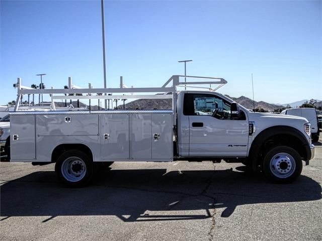 2019 F-450 Regular Cab DRW 4x2,  Harbor TradeMaster Service Body #FK4747 - photo 5