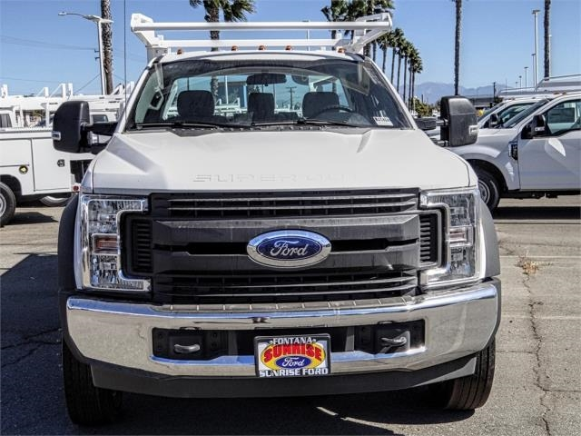 2019 F-450 Regular Cab DRW 4x2,  Harbor TradeMaster Service Body #FK4747 - photo 7