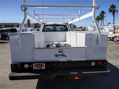 2019 F-450 Regular Cab DRW 4x2,  Harbor TradeMaster Service Body #FK4747 - photo 9