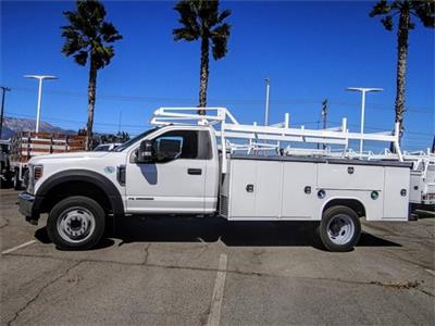 2019 F-450 Regular Cab DRW 4x2,  Harbor TradeMaster Service Body #FK4747 - photo 3