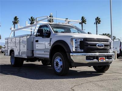 2019 F-450 Regular Cab DRW 4x2,  Harbor TradeMaster Service Body #FK4747 - photo 6