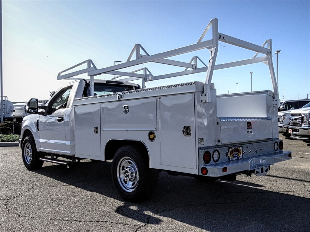 2019 F-350 Regular Cab 4x2, Scelzi Signature Service Body #FK4751 - photo 2