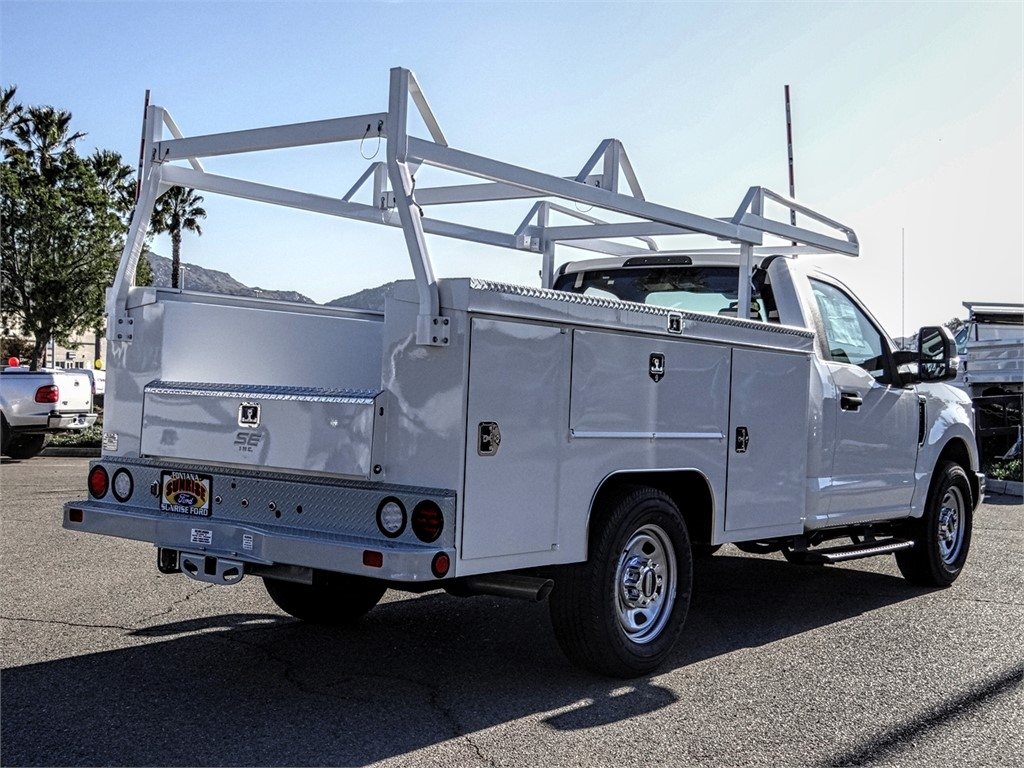 2019 F-350 Regular Cab 4x2, Scelzi Signature Service Body #FK4751 - photo 4