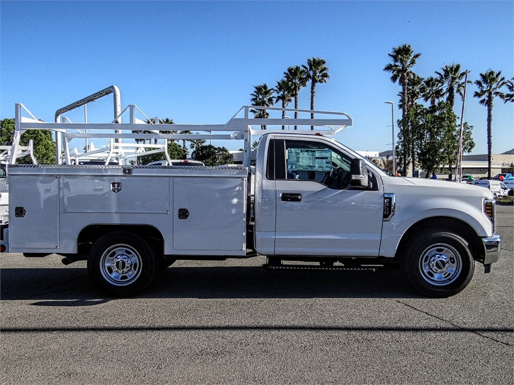 2019 F-350 Regular Cab 4x2, Scelzi Signature Service Body #FK4751 - photo 5