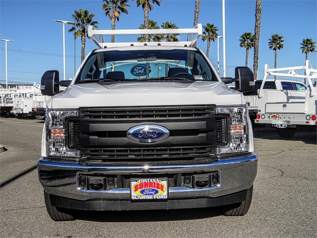 2019 F-350 Regular Cab 4x2, Scelzi Signature Service Body #FK4751 - photo 7