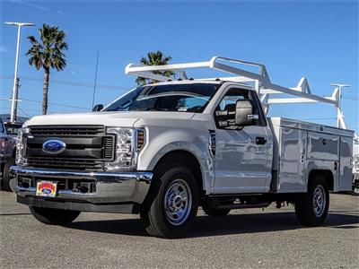 2019 F-350 Regular Cab 4x2, Scelzi Signature Service Body #FK4751 - photo 1
