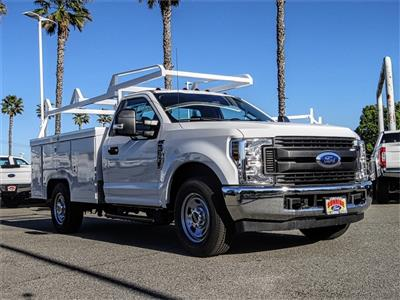 2019 F-350 Regular Cab 4x2, Scelzi Signature Service Body #FK4751 - photo 6