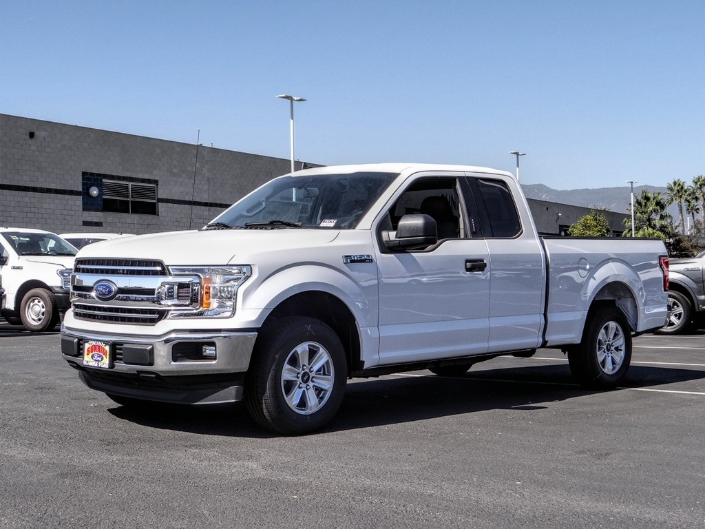 2019 F-150 Super Cab 4x2,  Pickup #FK4764 - photo 1